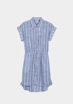Tiffosi Girls Shirt Dress