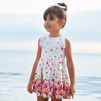 Mayoral Girls Dress (3951)