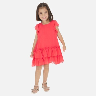 Mayoral Girls Dress (3957)