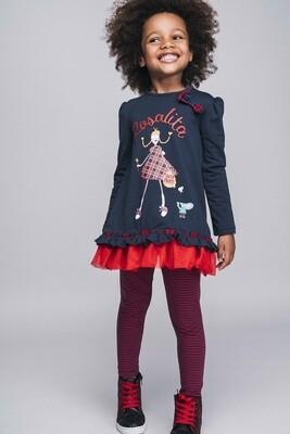 Rosalita Senoritas Girls Contento Dress