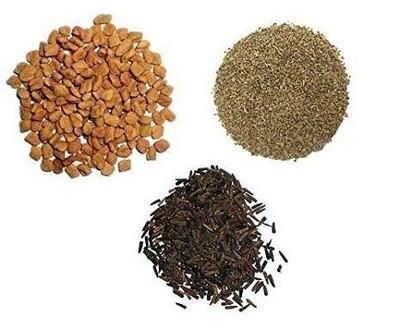 Swadeshi Methi Ajwain Kalijeeri Mix Powder