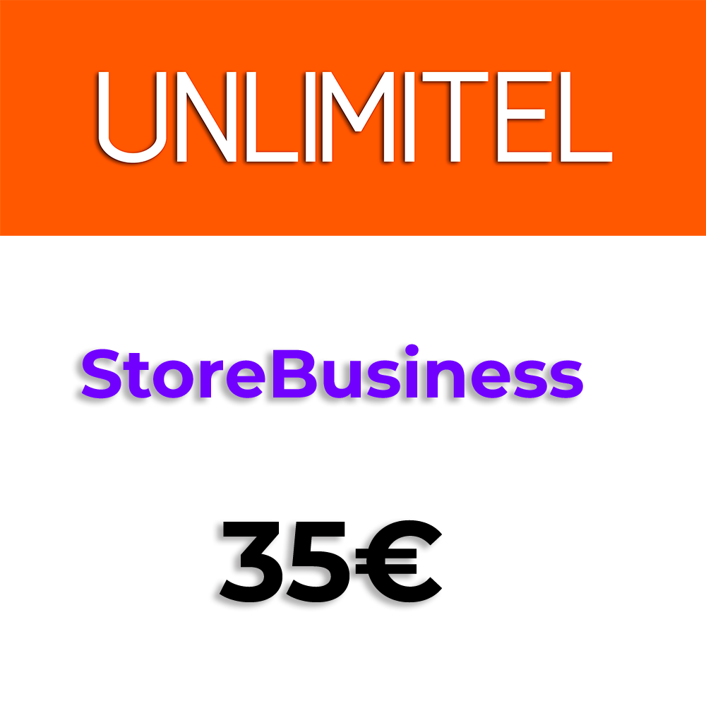 UNLIMITEL StoreBusiness
