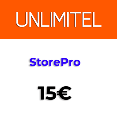 UNLIMITEL StorePro