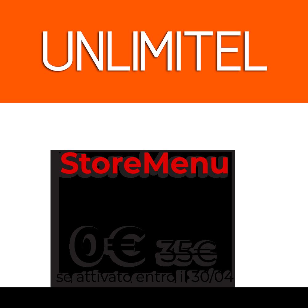 UNLIMITEL StoreMenu