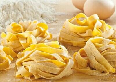 Fettuccine aux œufs frais