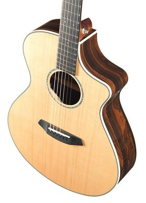 Breedlove Pursuit Exotic Concert CE Sitka-Ziricote