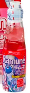Ramune - Strawberry