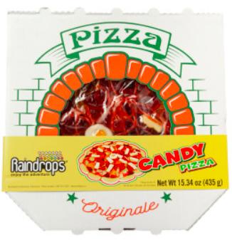 Candy Pizza, jumbo
