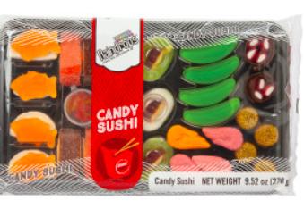 Candy Sushi, large