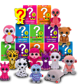 Ty - Mini Boos Collectibles, Series 3