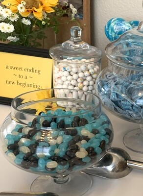 Grad SIP Candy Buffet or Board DIY