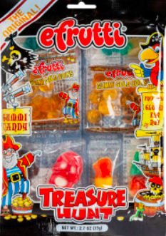 Gummy Treasure Hunt Bag