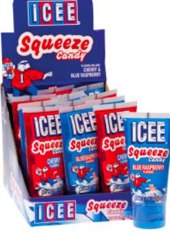 Icee/Slush Puppie - Squeeze Candy
