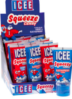 Icee/Slush Puppie - Squeeze Candy