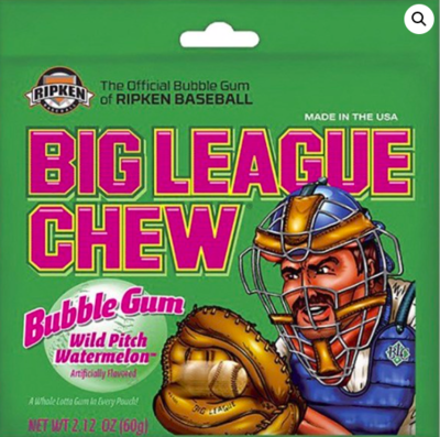 Big League Chew - Watermelon