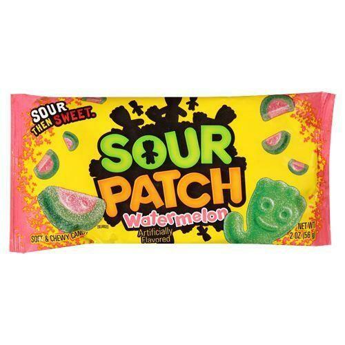 Sour Patch Watermelon Bag
