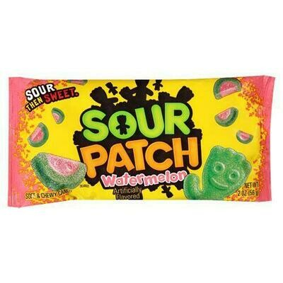 Sour Patch Watermelon Bag