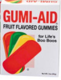 Gummy Band Aid