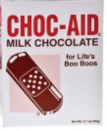 Chocolate Band-Aid