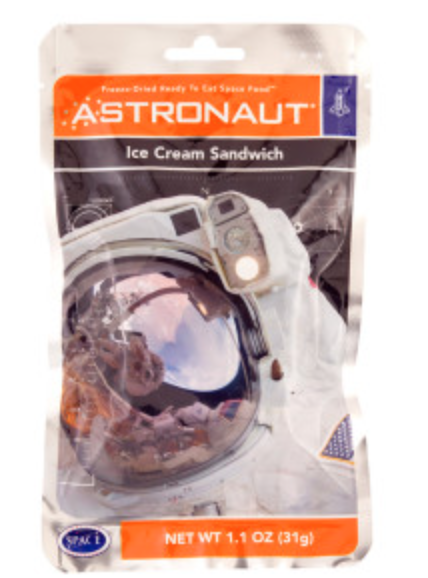 Astronaut Ice Cream Sandwich - assorted