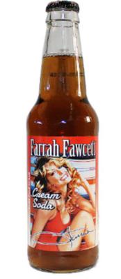 Farrah Fawcett Cream Soda