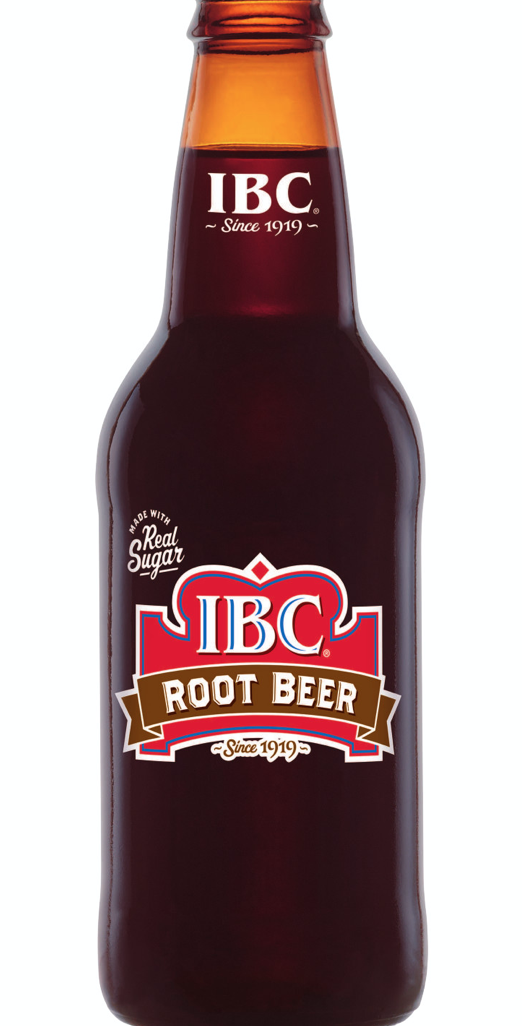 IBC Root Beer Soda with CRV
