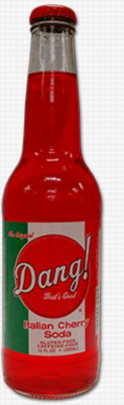 Dang! Italian Cherry Soda with CRV