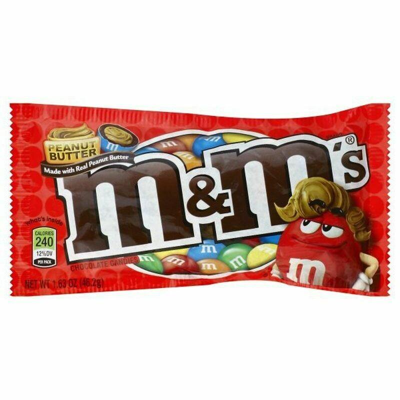 M&Ms - Peanut Butter