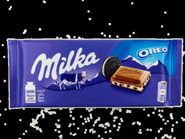 Milka Oreo Bar 3.5oz