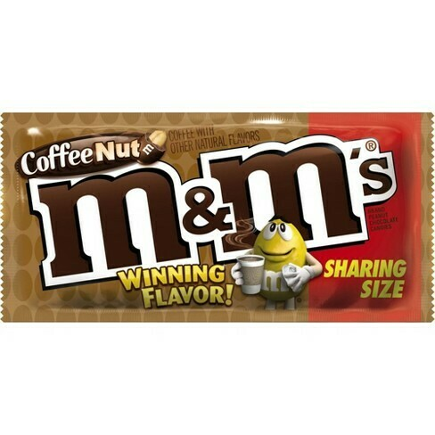 M&M - Coffee Nut, Share Size