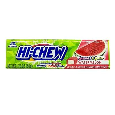 Hi Chew - Fruit Chew Stick, Watermelon