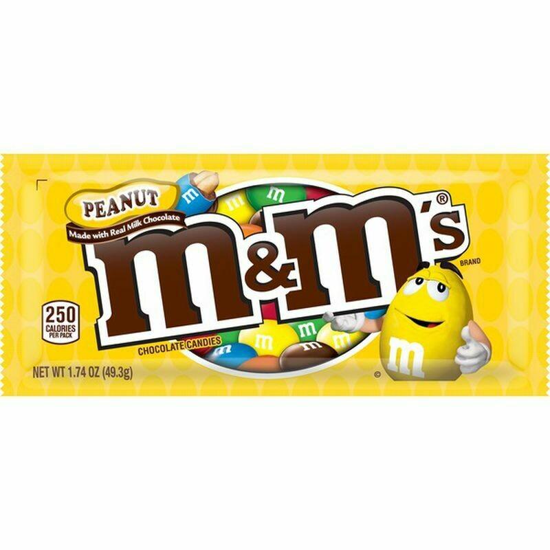 M&Ms - Peanut