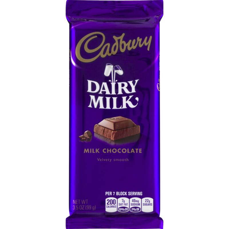 Cadbury - Milk Chocolate