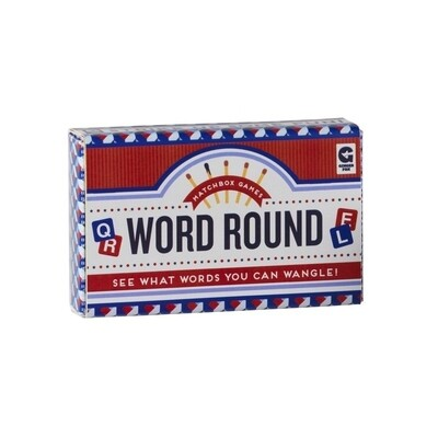 Matchbox Trivia - Word Round