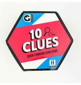 Hexagon Games - 10 Clues