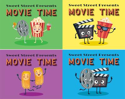 Sweet Street Movie Night Box