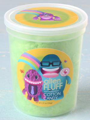 Cotton Candy - Alien Fluff