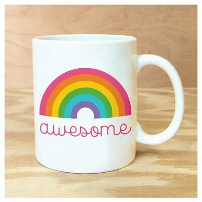 Mug - Awesome Rainbow