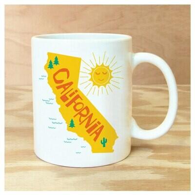 Mug - California