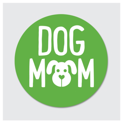 Die Cut Sticker - Dog Mom