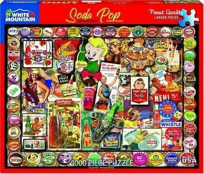 Puzzle - Soda Pop