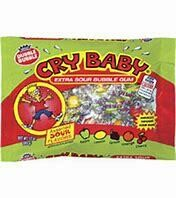 Cry Baby Tears Sour Candy