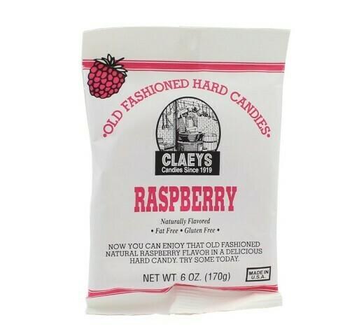 Claeys Raspberry Candy