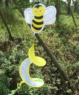 Bee Hanging Wind Spinner
