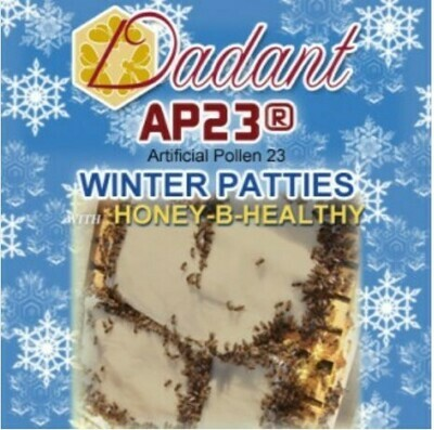 Dadant Winter Patties-M0016010PHW