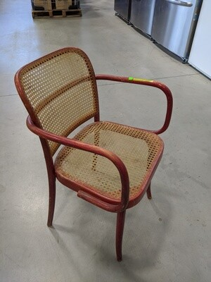 Poly Cane Restaurant Dining Chairs #1010