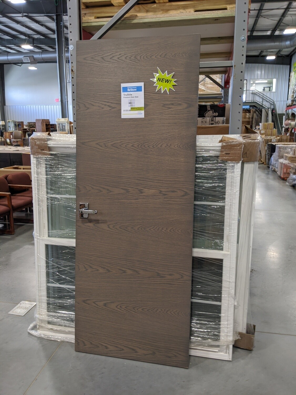 TruStile Solid Wood Interior Door w/Chrome Handle #1035