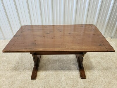 Solid Wood Dining Table #2006