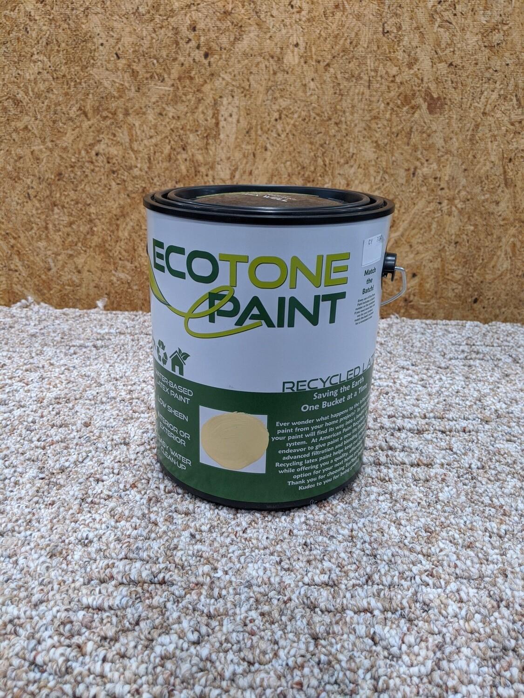 EcoTone CY - 1 Gallon CANARY Paint