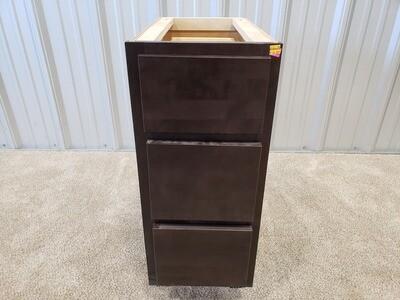 3 Drawer Base Cabinet #2035